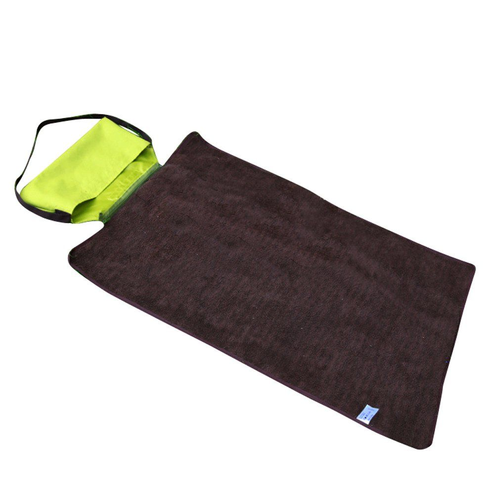 nacoco dog mat pet blanket portable cat pad warm cushion for outdoor