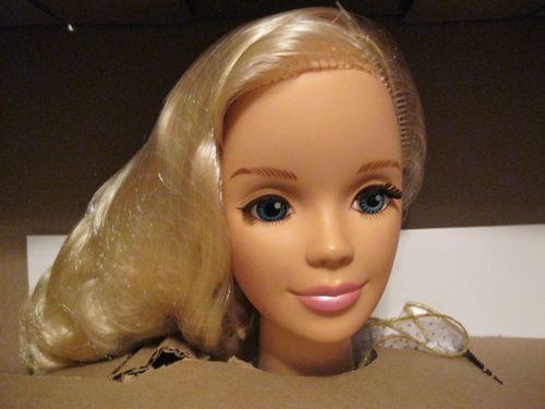 1998 My Size Angel Barbie Doll New Never Used   eBay