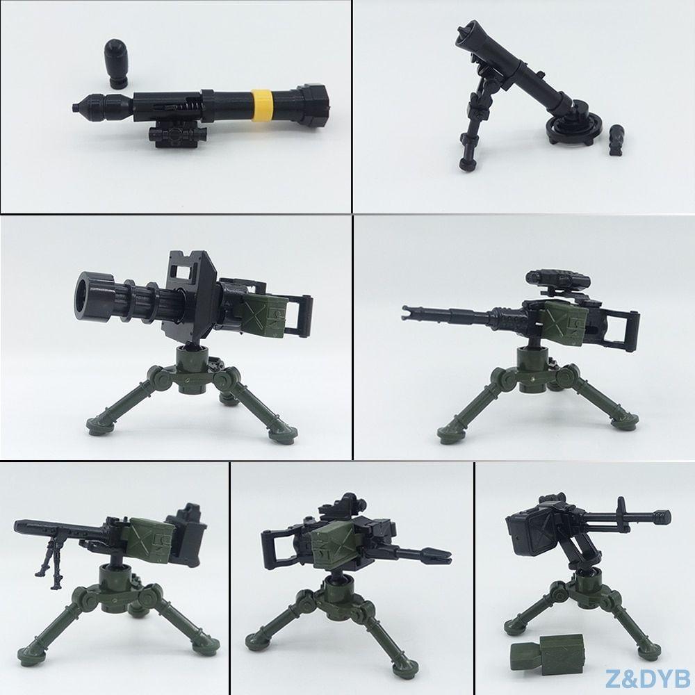 Sure Shot SWAT Gun 8 Anneau Cap Gun-Pack de 2