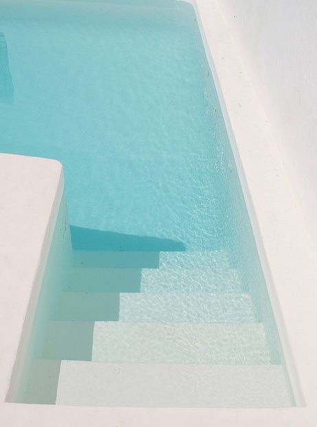 Architecture Pools | Rosamaria G Frangini || All Things White ***