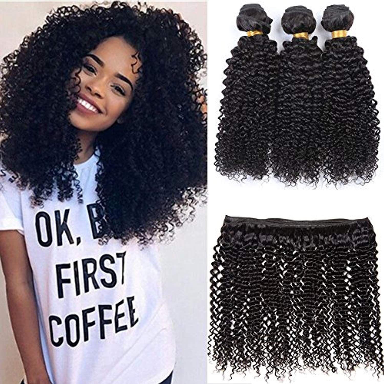 Aosome Brazilian Human Hair Curly Weaves Bundles 12 14 16 Inch 3bundles Virgin Human Hair Weaves Extens Weave Hairstyles Brazilian Human Hair Curly Hair Styles