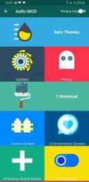 دانلود نسخه جدید Whatsapp Aero واتساپ آرو برای اندروید با لینک مستقیم Messaging App Web Development Design Professional Web Design