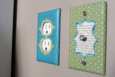 Switchplate Covers Tutorial