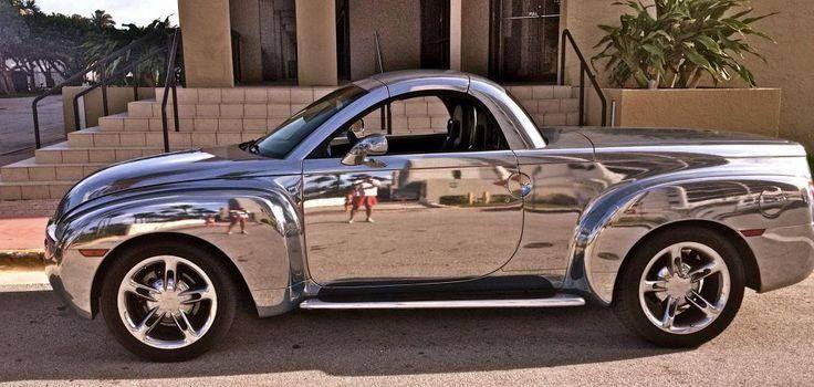 Chevy Ssr Chevrolet Ssr Chevy Ssr Chevrolet