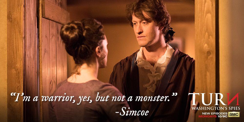 Simcoe And Anna Turn Ons Simcoe Amc