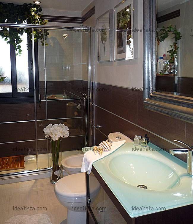 cristal templado | Cuarto de baño, Baños, Cuartos