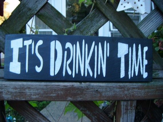 Man Cave Gag Gifts : Bar sign mens gift funny for mancave it's by andthesignsays