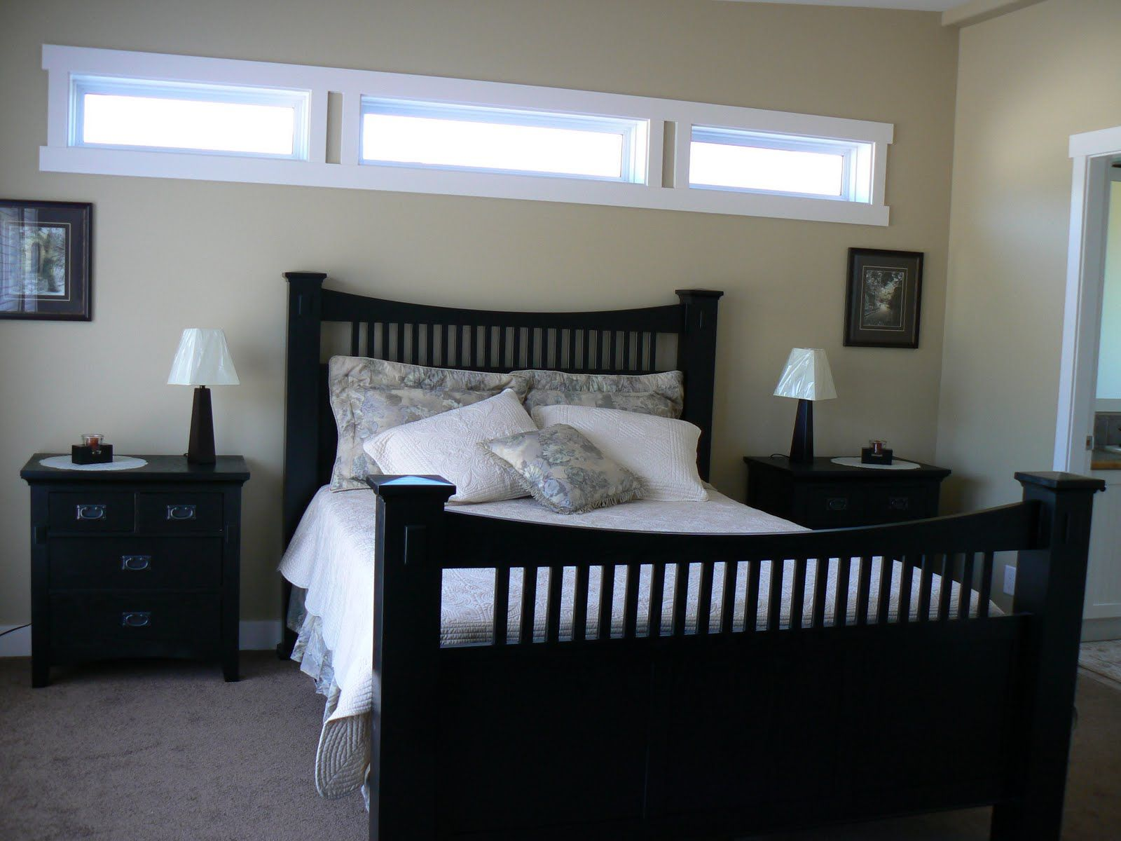 example of transom window in bedroom in 2019 | Transom ...