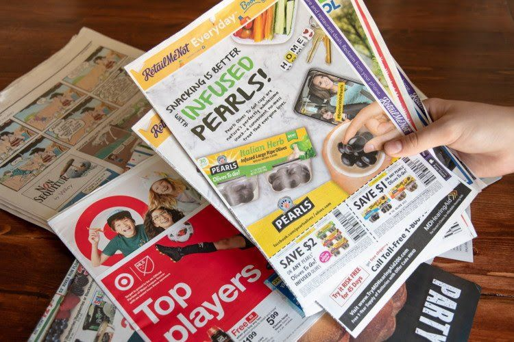 11 Ways To Get Free Sunday Newspaper Coupons The Krazy Coupon Lady Sunday Paper Coupons Newspaper Coupon Sunday Newspaper Coupons