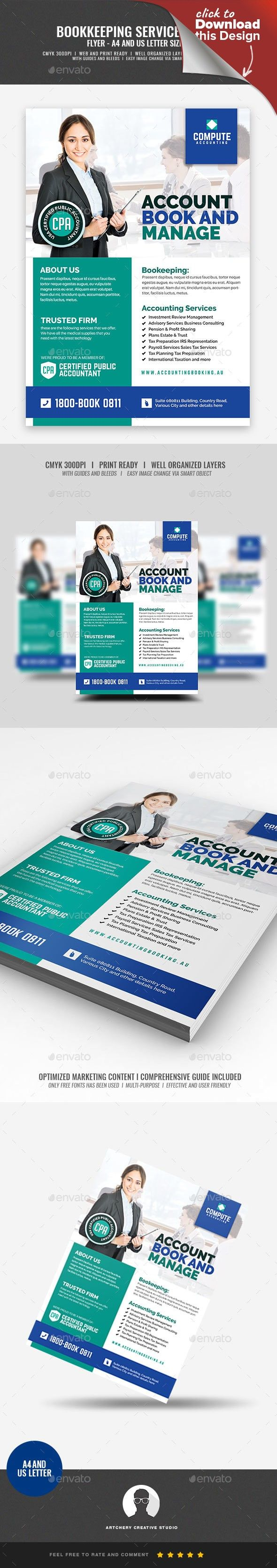 Tax Preparation Flyers Templates Ibovnathandedecker