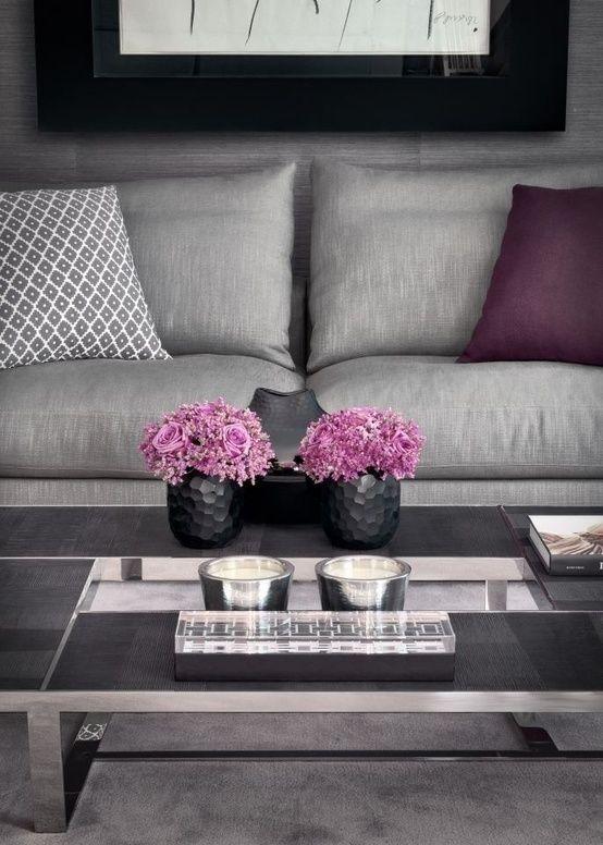 Blumen grau pinterest blumen wohnzimmer und sch ner for Blumen wohnzimmer