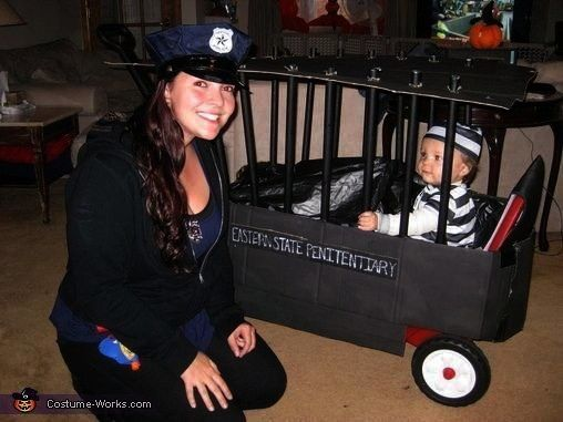 and Inmate  Halloween Costume Contest at Costume Police Officer and Inmate  Halloween Costume Contest at Costume  Cops Robbers and those that didnt get away  Halloween Co...