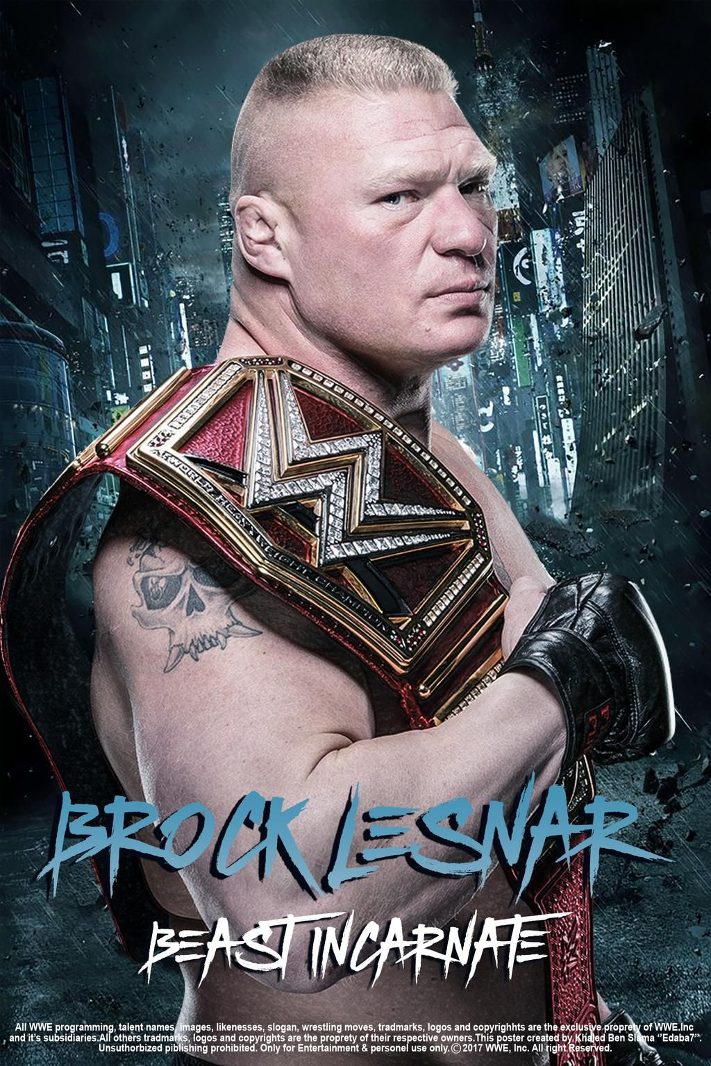 Wwe Brock Lesnar Poster 2017 By Edaba7 On Deviantart In 2020 Wwe Brock Brock Lesnar Brock Lesnar Photos