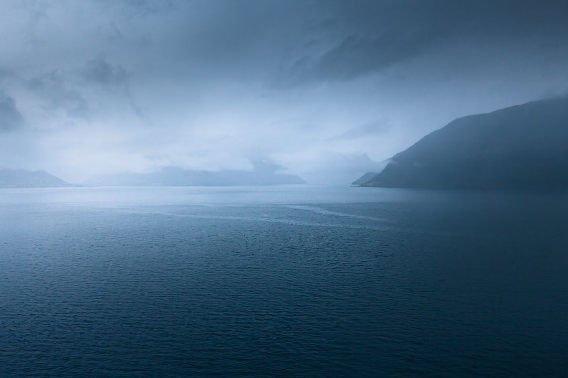 THE MYSTIC FJORDS Landscape // July 2013 // Norway