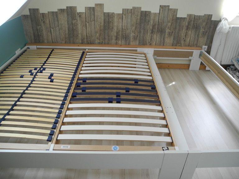Bauanleitung 270 Cm Familienbett Aus Zwei Betten Familien Bett Familienbett Riesiges Bett