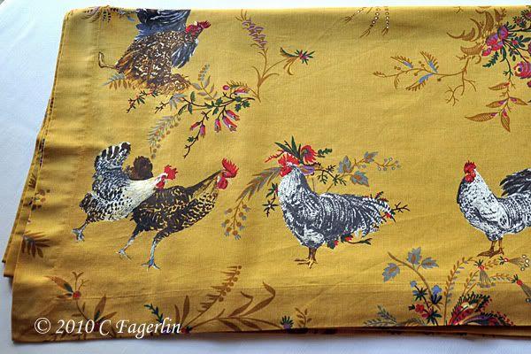 French Country Rooster Tablecloth | Rooster Love | Pinterest | Country And  Kitchens