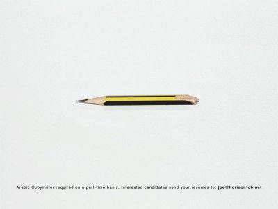 117 Funniest Creative Job and Recruitment Ads Ads, Copywriter - copywriter advertising resume