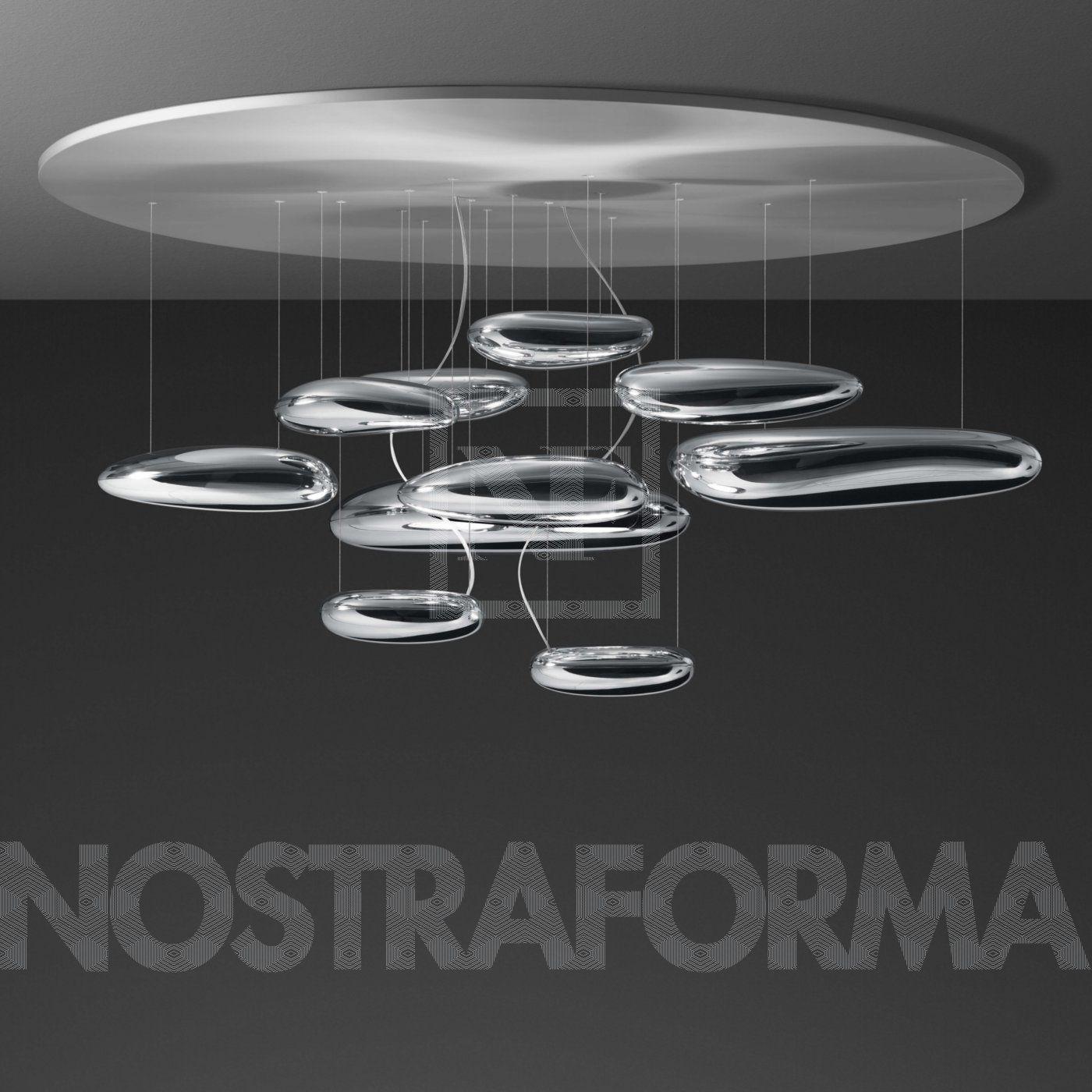 Artemide Mercury Soffitto Deckenleuchte » Design Leuchten, Lampen