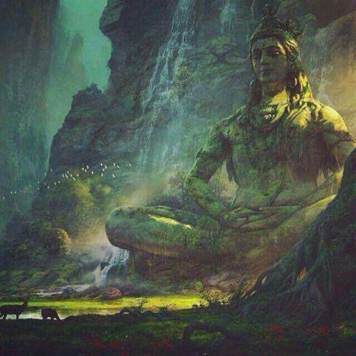 RedRapunzel | pagan cool | Shiva wallpaper, Shiva art, Lord