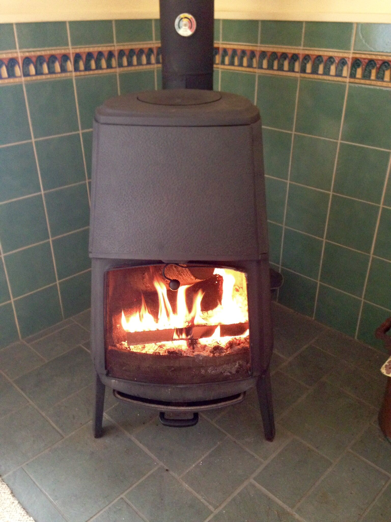 Wood stoves for heating a private house 38