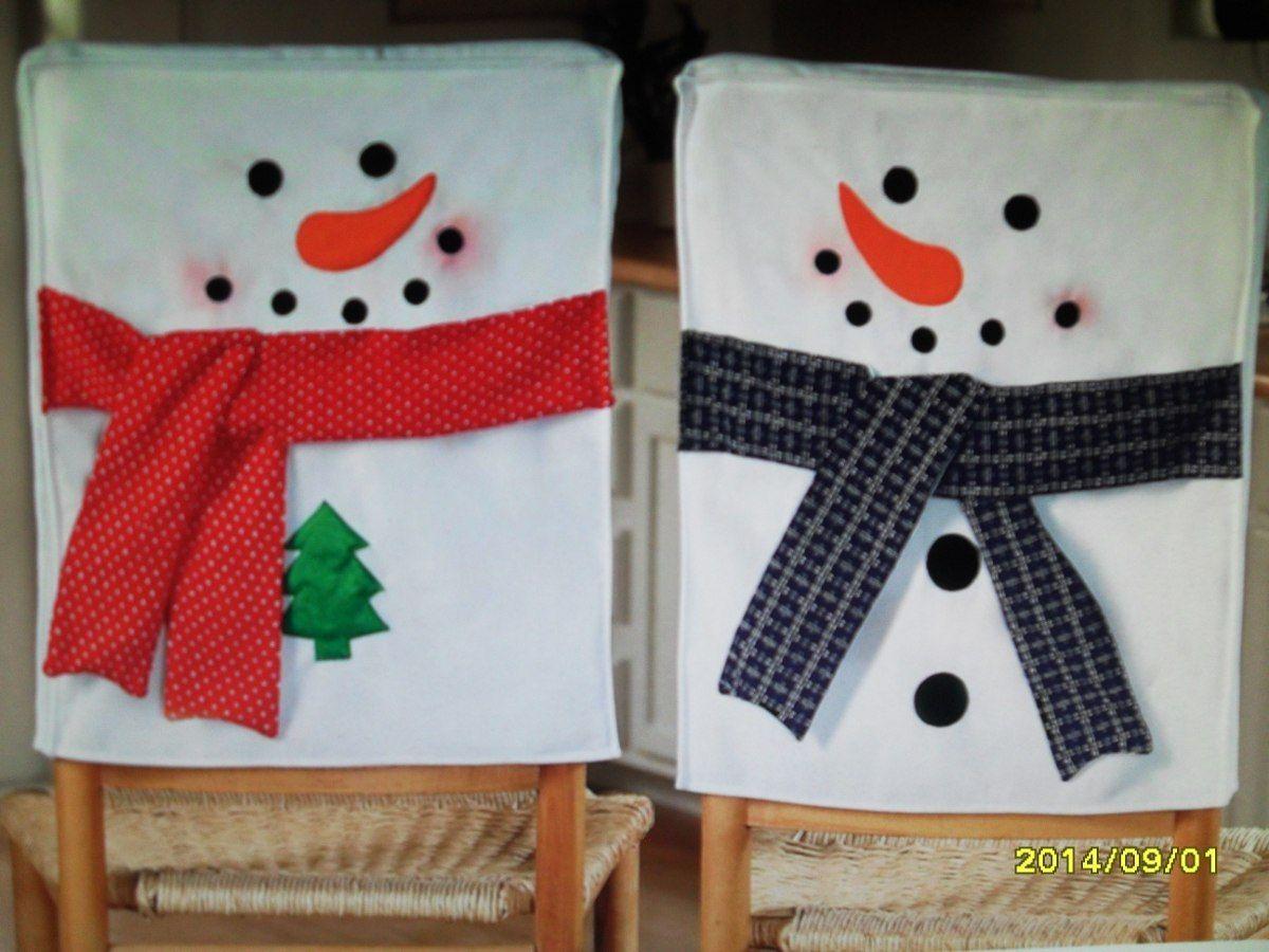 Christmas chair back covers - Explore Christmas Chair Christmas Ideas And More