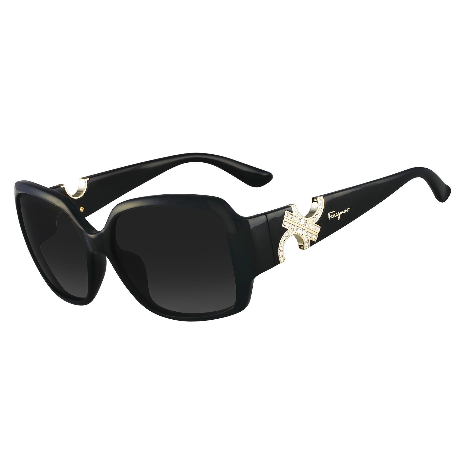 d895cb633f3 Salvatore Ferragamo Sunglasses - SF642SR 001 57-16