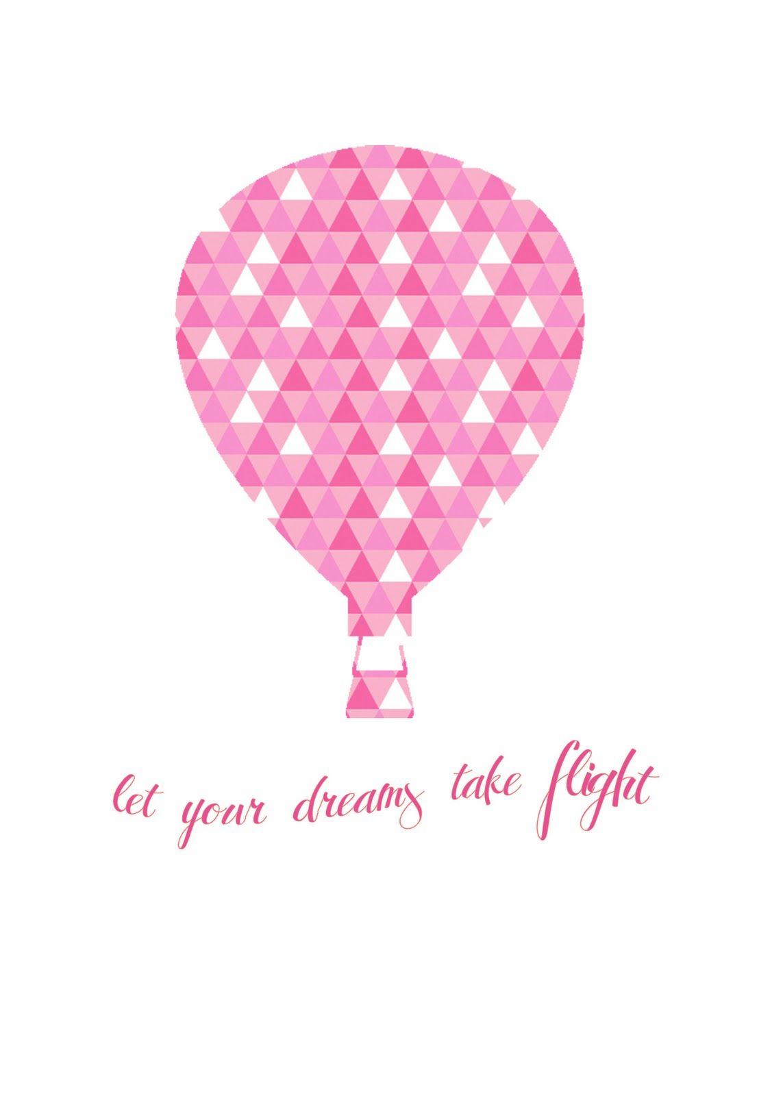 Strive Hot Air Balloon Love Color Freebie Scrapin