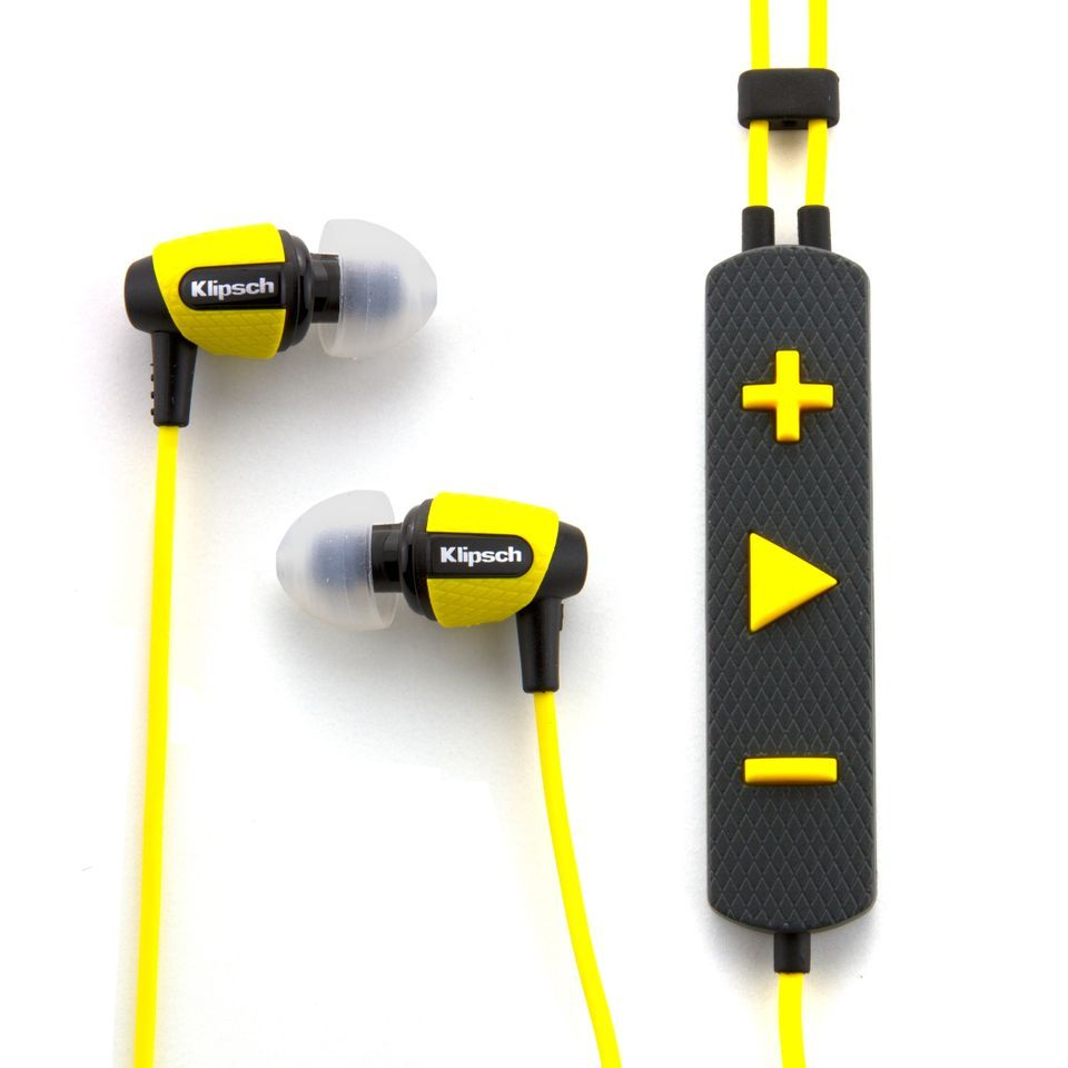 The New Image S4i Rugged Headphones Utilize Tough Rubber Moldings And An All Weather Design To Protect The Legendary Klips Klipsch In Ear Headphones Headphones