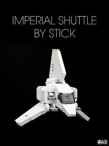 Chibi Imperial Shuttle Instructions Lego Pinterest Chibi And Lego