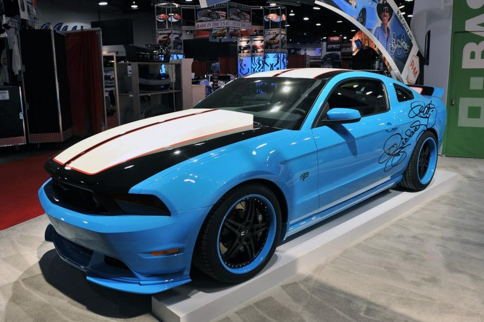 2015 Ford Mustang SEMA custom car pictures Digital