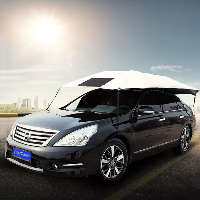 Universal Car Sun Shade Canopy Cover #car #cover #protect & Universal Car Sun Shade Canopy Cover #car #cover #protect ...