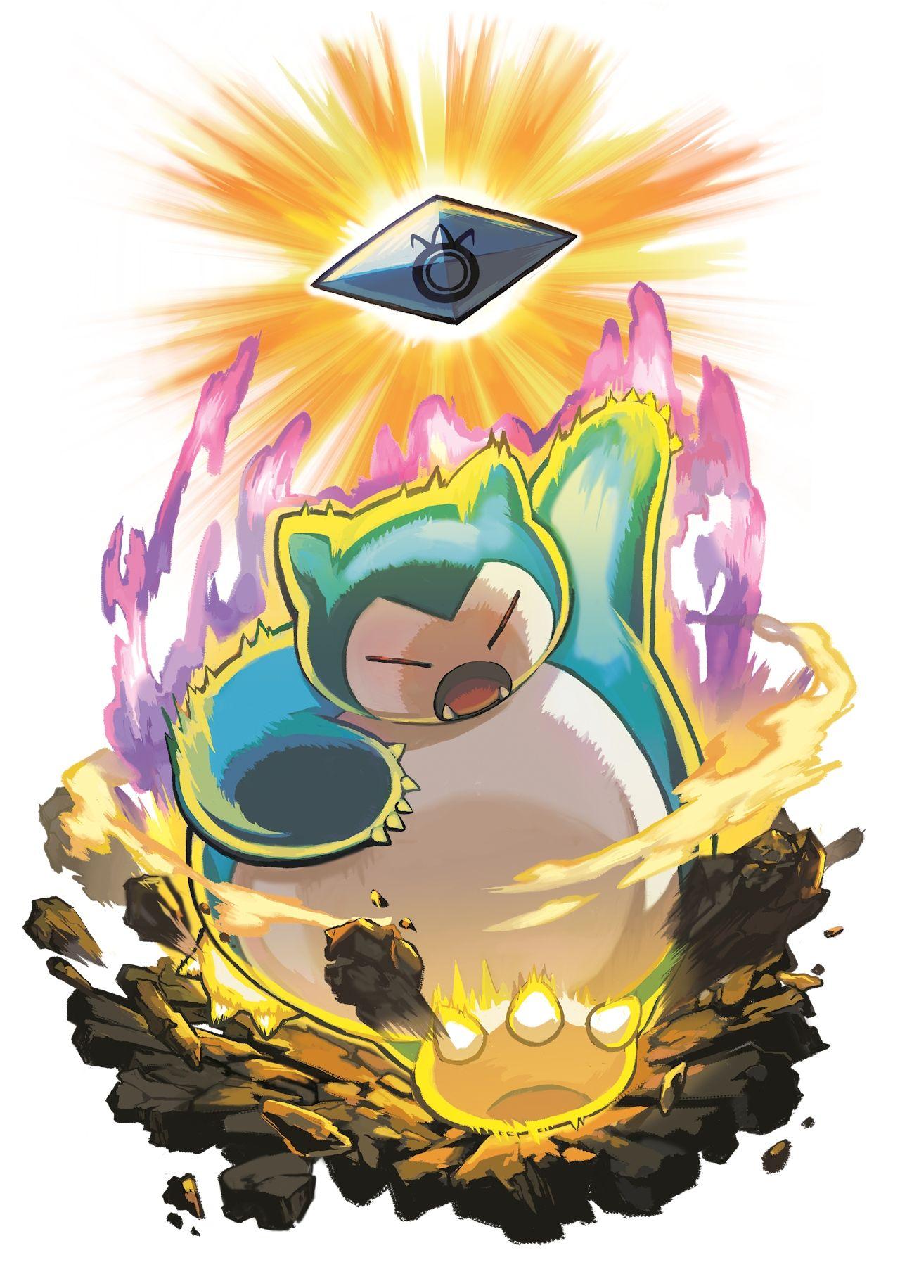 Un Goinfrex En Cadeau Pour Les Premiers Acheteurs De Pokémon
