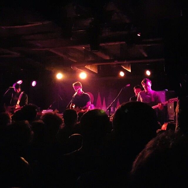 Hey Marseilles & Bad Bad Hats performed on Friday at U Street Music Hall