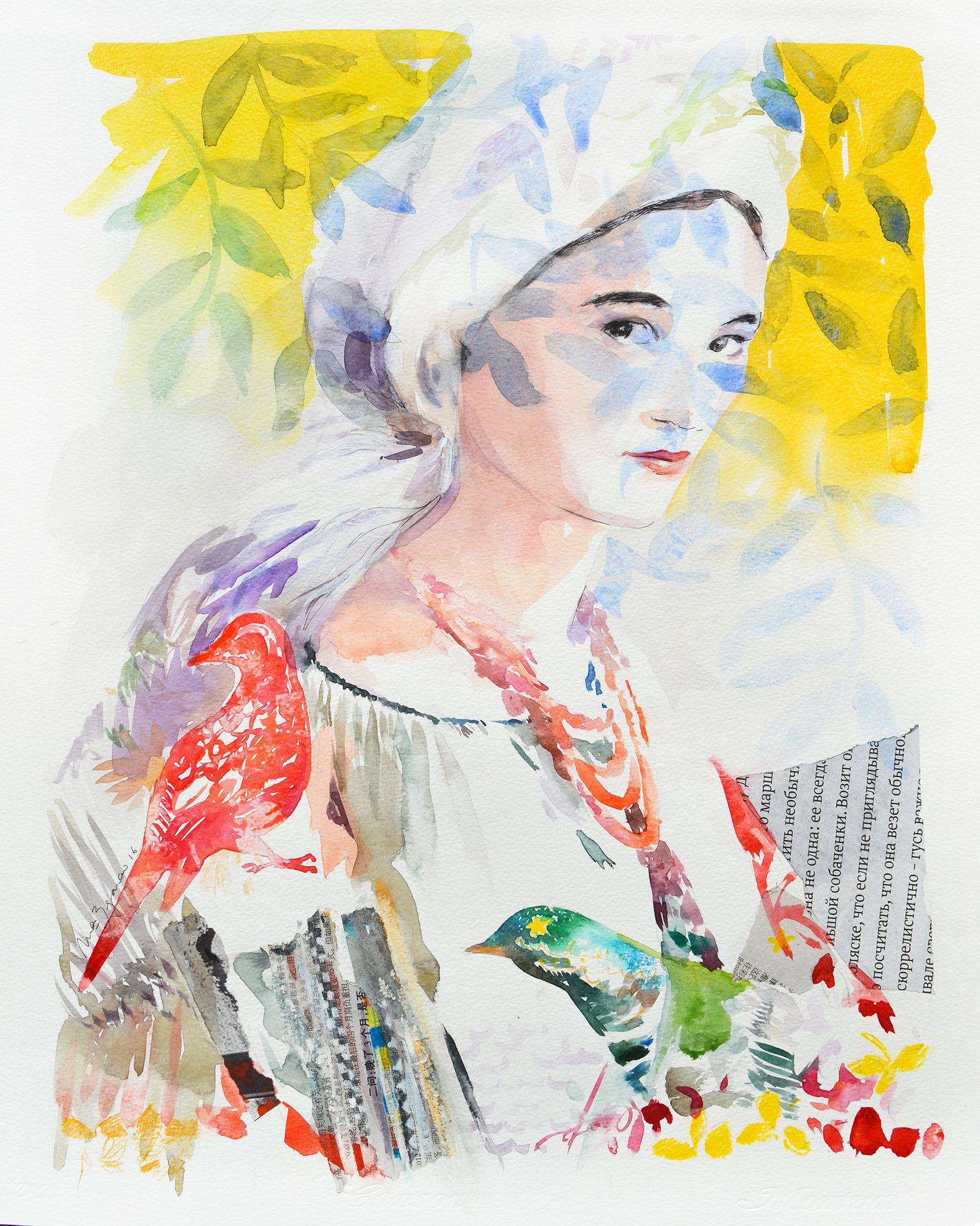 María Bejarano. Aleksandra Mestizaje III