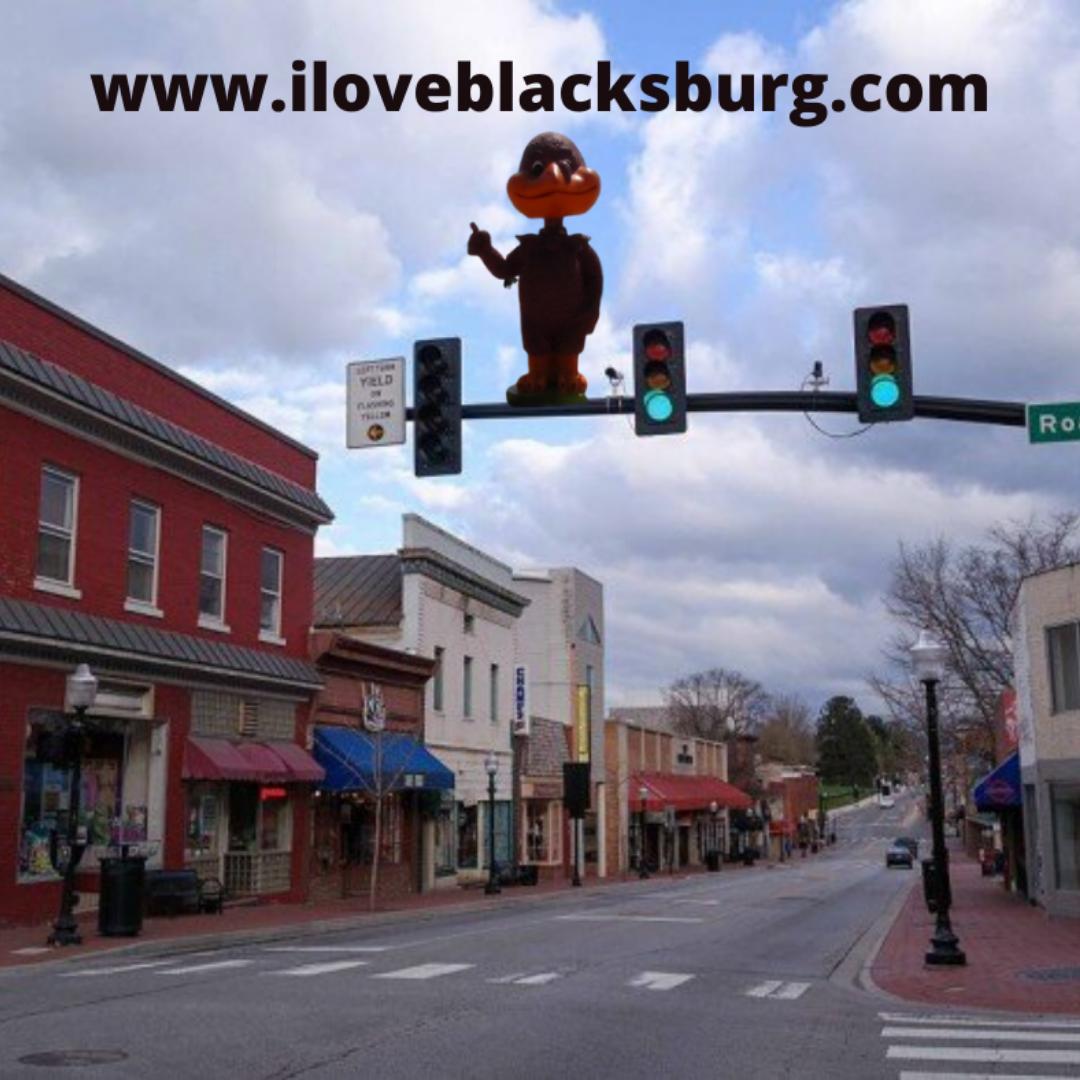 Downtown Blacksburg Virginia in 2020 Blacksburg