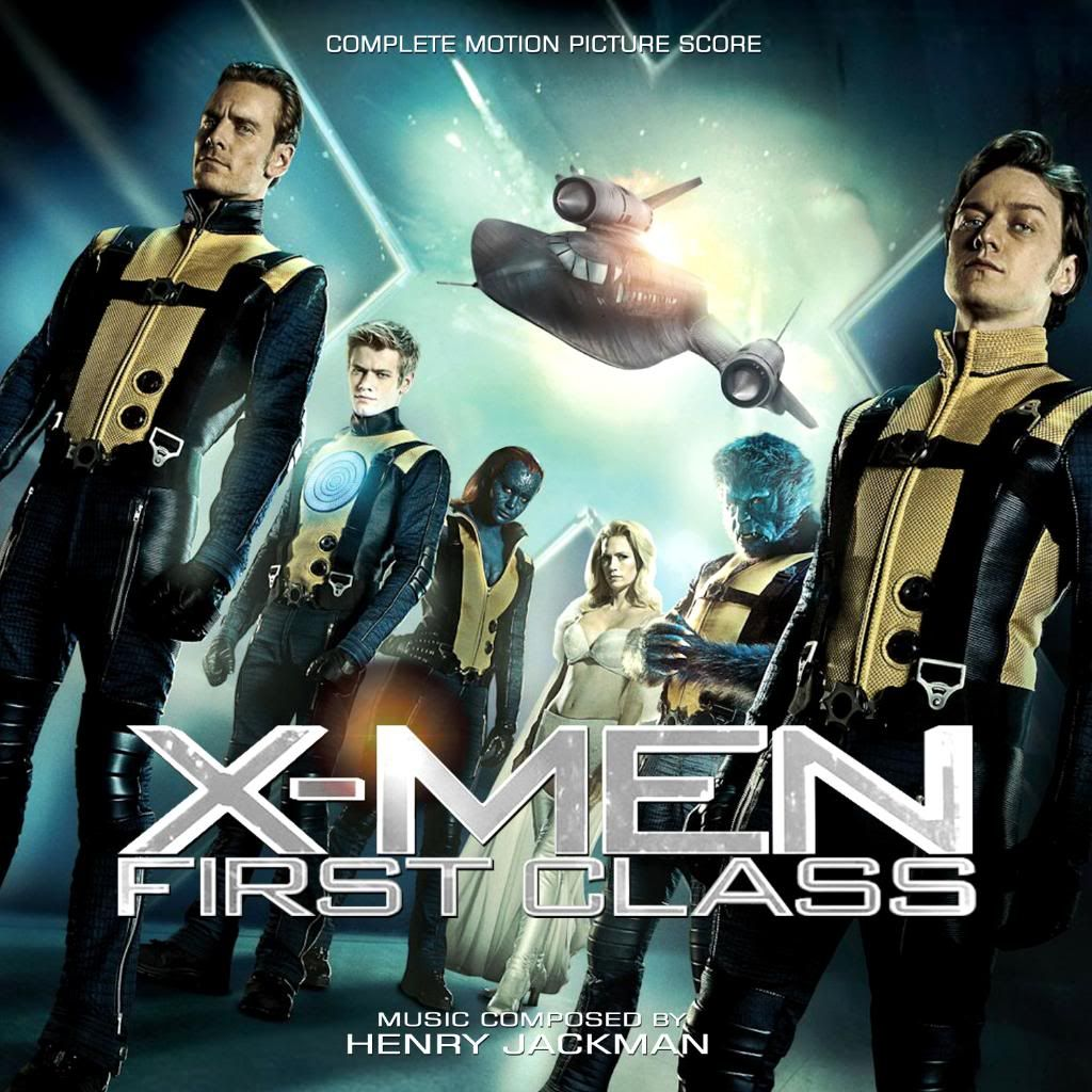 X Men First Class Henry Jackman X Men Fighter Jets Remember The Titans