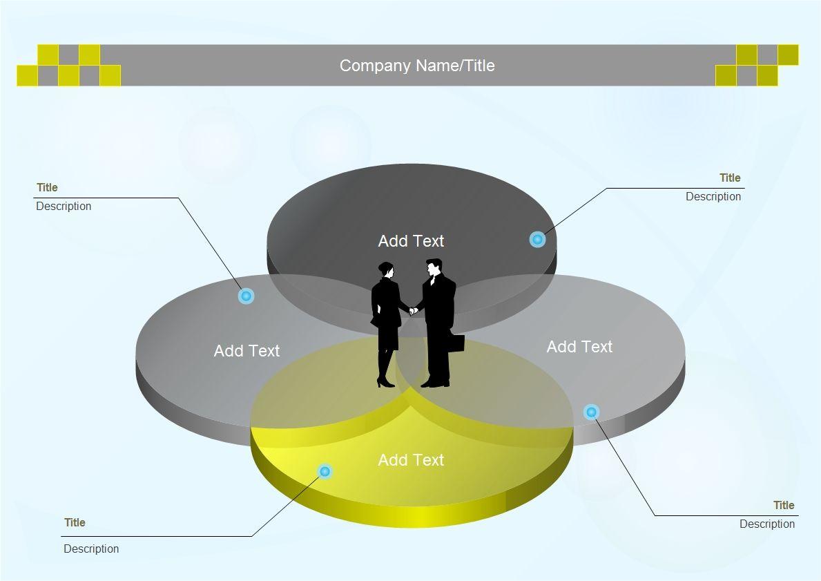 venn diagrams depict relationships between different