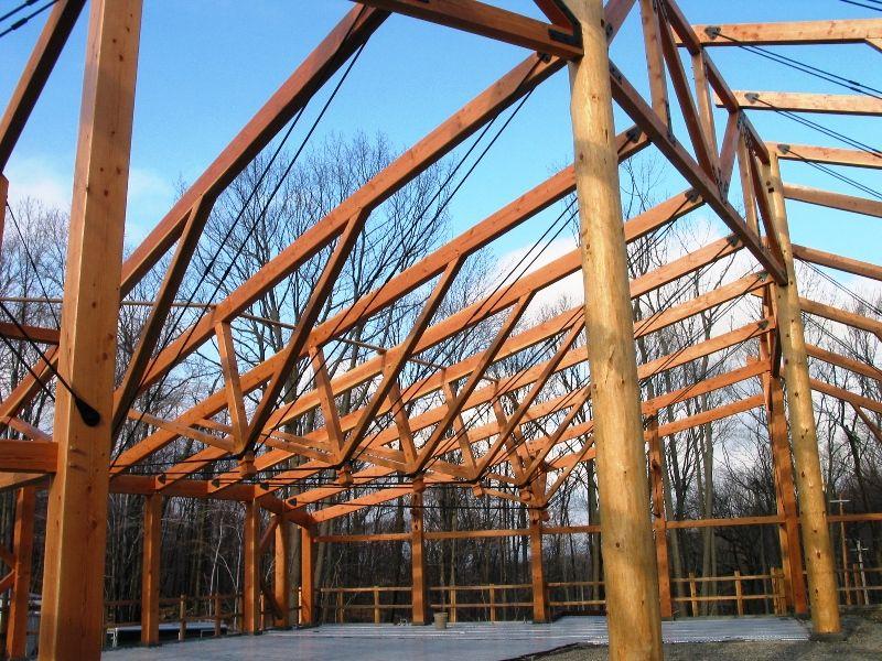 Park Art|My WordPress Blog_Floor Truss Span 40 Feet