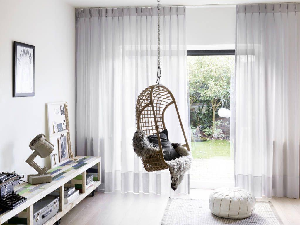 Liefde voor je raam moderne woonkamer door vadain hanging
