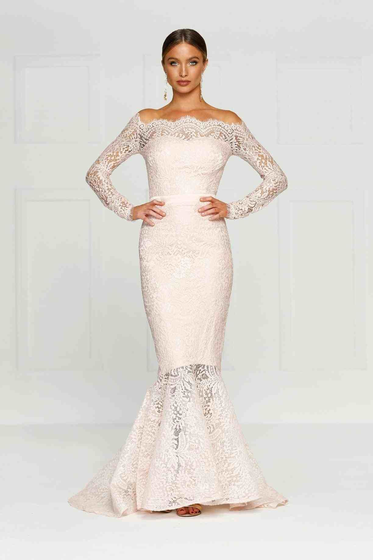 Wedding dresses with off the shoulder sleeves weddings pinterest