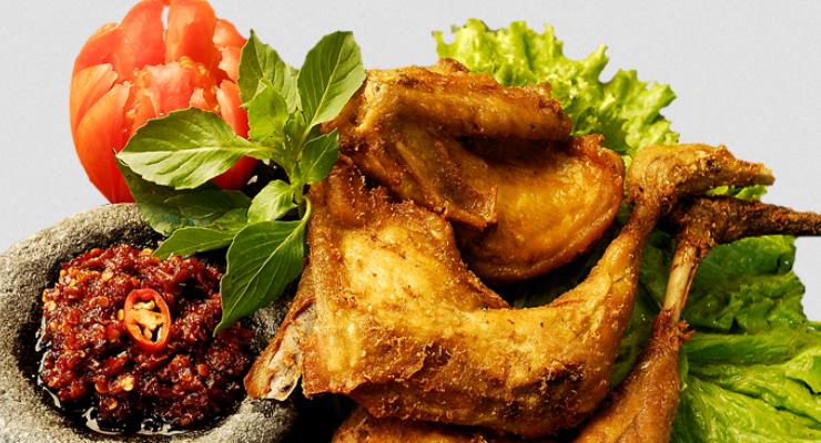 Ayam Goreng Gringsing Ibu Ayu Resep Ayam Ayam Goreng Resep Masakan