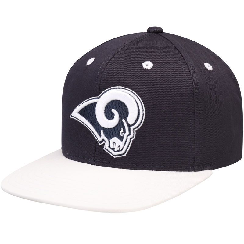 8afa8c76baf Los Angeles Rams Youth Snapback Adjustable Hat - Navy in 2018 ...