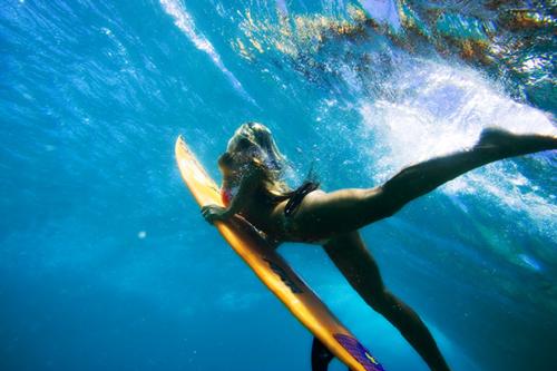 Surfer Girl On Tumblr