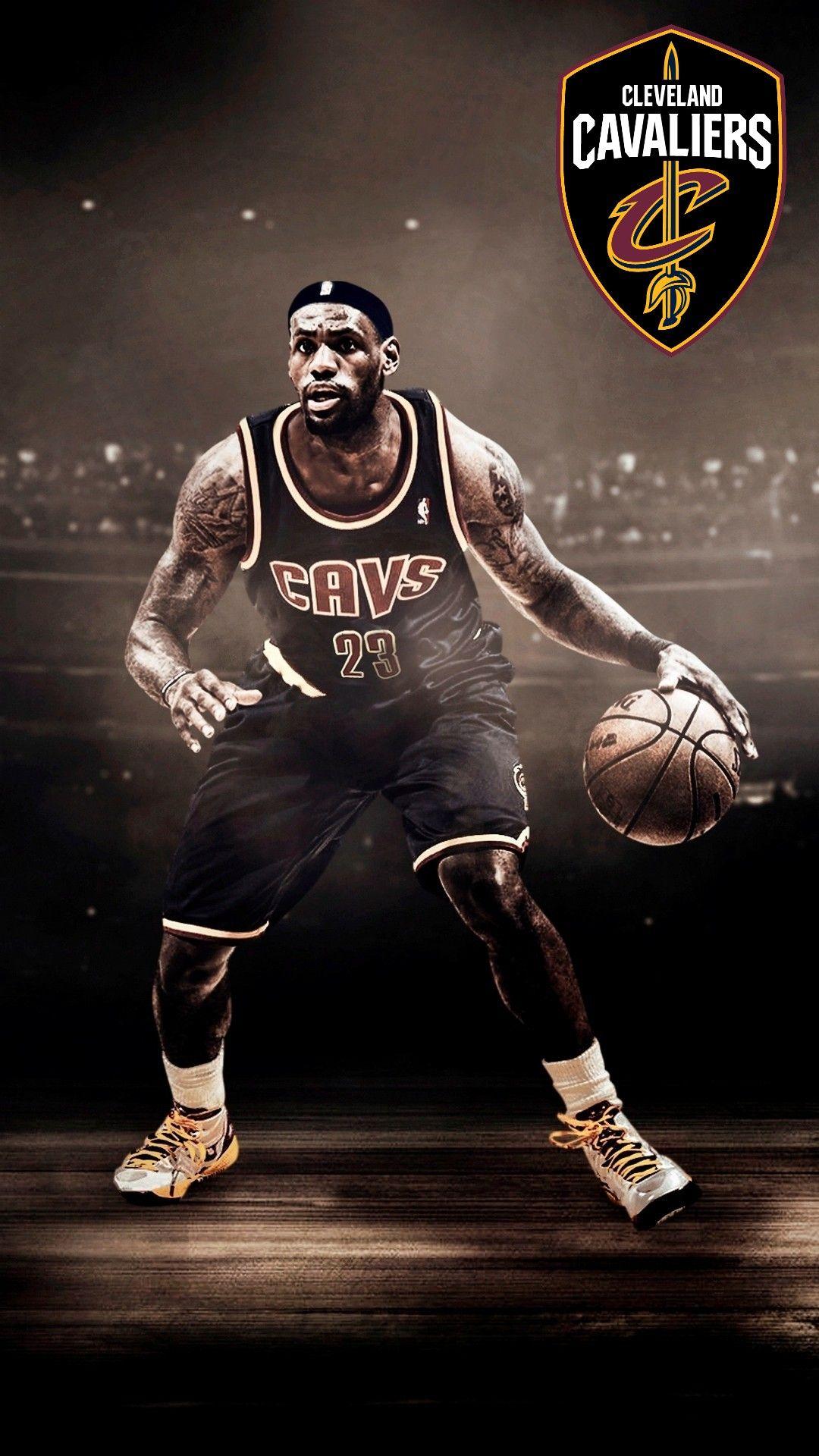 Wallpaper Cleveland Cavaliers NBA Mobile Lebron james