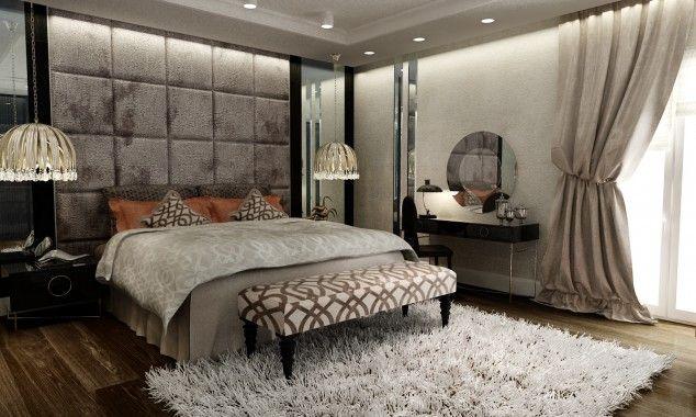 Best Elegant Modern Bedrooms For Real Enjoyment Luxury 400 x 300