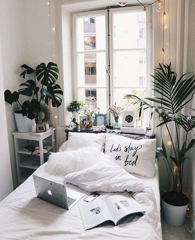 Pin by lilmissstyle on dream casa pinterest bedrooms for Room decor inspo