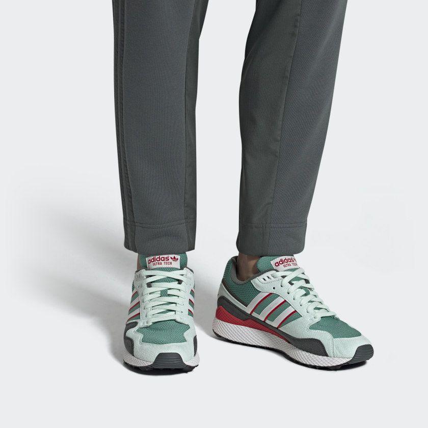 Ultra Tech Shoes True Green / Cloud