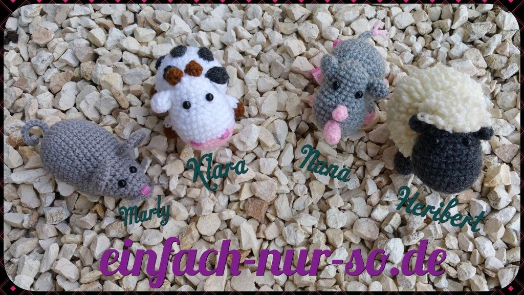 Meine Wollowbies Häkeln Crochet Pinterest Amigurumi