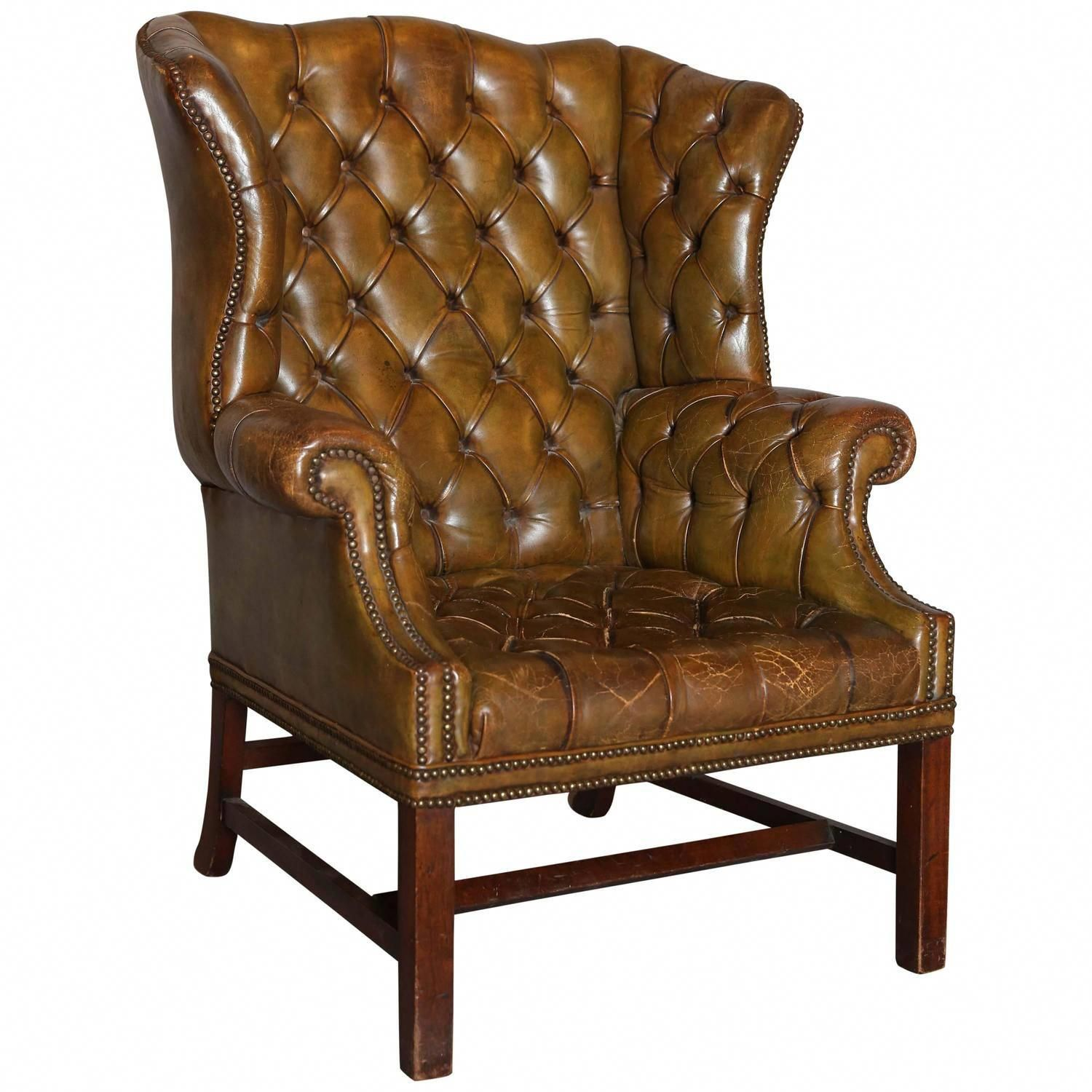 Oversized Occasional Chairs Livingroomaccentchairs Leather Wing Chair Vintage Wingback Chair Metal Dining Chairs