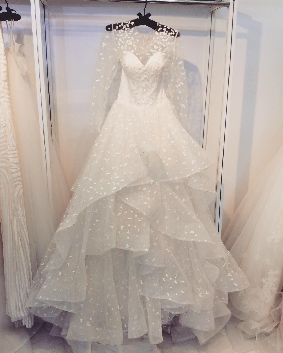 This showstopper is from elizaandethans debut bridal collection this showstopper is from elizaandethans debut bridal collection their bridesmaid dresses are already widely ombrellifo Choice Image